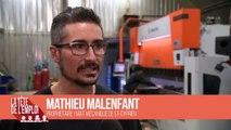 La Tête de l'Emploi   Mat Mécanique de St-Cyprien