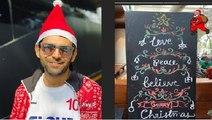 Kartik Aaryan to Karisma Kapoor, Bollywood wishes Merry Christmas to fans
