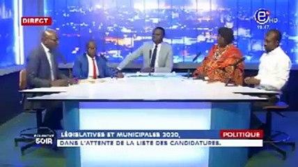 Yimkoua Didier du Fsnc fait pleurer Zourmba du Pcrn dans un debat televise