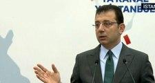 Son dakika: İmamoğlu, Kanal İstanbul'un neden yapılmaması gerektiğinin gerekçelerini sıraladı
