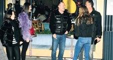 Sergen Yalçın, İstanbul gecelerinde sevgilisiyle kameralara yakalandı