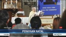 Dekorasi Natal Gereja Katedral Jakarta Usung Tema Nusantara