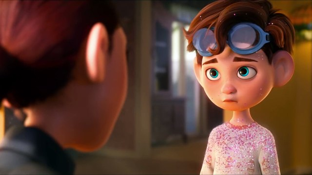 Spies in Disguise movie - Safe Gadgets