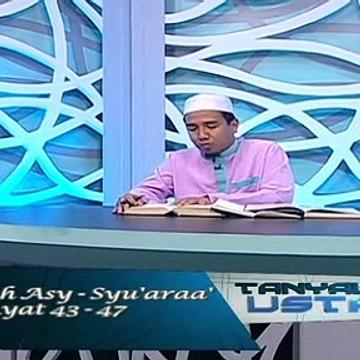 Tanyalah Ustaz (2014)   Episod 143