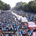 JoyRide PH needs 3,500 more to reach 10,000 biker limit