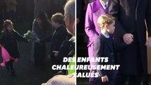 George et Charlotte ont volé la vedette au reste de la famille royale