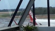 [SBEG Spotting]Embraer 195 PR-AXT pousa em Manaus vindo de Tabatinga
