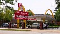 GIGANTES DE LA COMIDA – Famosos arcos dorados (McDonald's)