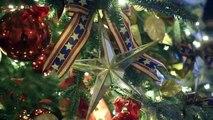 La vidéo de Donald et Mélania Trump qui souhaitent un joyeux Noël aux américains