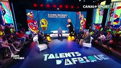 Djamel Belmadi coach de l'année ? Débat sur Talent d'Afrique
