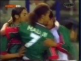 Holland 1_2 Morocco l Inter Friendly 1999 أجمل مبارة قدمها المنتخب المغربي هولندا 1_2 المغرب دو لية ودية