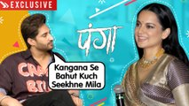 Jassie Gill Talks About Working With Kangana Ranaut In PANGA Movie | EXCLUSIVE