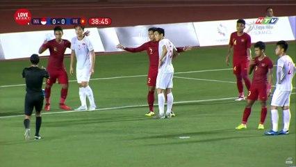 Highlights U22 Việt Nam vs U22 Indonesia - Chiếc huy chương vàng LỊCH SỬ của bóng đá Việt Nam