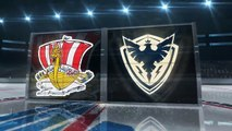 Sherbrooke Phoenix vs Baie-Comeau Drakkar