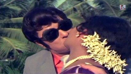 Tamil Nalla Neram Movie|Tak Tak Manasukku Video Song|M.G.R|K.R.Vijaya