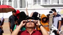 Last Solar Eclipse of the decade passes over Indonesia