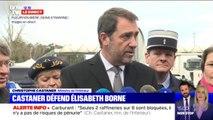 """Christophe Castaner sur les vacances d'Élisabeth Borne au Maroc: """"Les ministres ont le droit à des moments de partage en famille"""""""