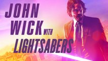 John Wick with Lightsabers - John Wick in Star Wars !