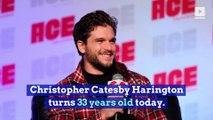 Happy Birthday, Kit Harington!