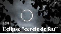 """Une rare éclipse """"cercle de feu"""" visible en Asie"""