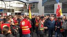 À Nantes, les cheminots reconduisent la grève