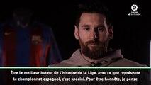 """Barça - Messi : """"L'un de mes meilleurs records"""""""