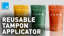 This reusable tampon applicator will help save the environment — Future Blink