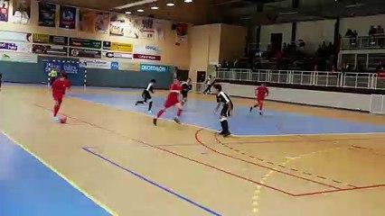 TDN19 US Village Olympique - FC Saint-Martin d'Hères (U12)