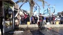 Libya'daki darbeci Hafter güçleri Zaviye kentini bombaladı: 2 ölü
