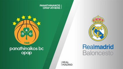 EuroLeague 2019-20 Highlights Regular Season Round 16 video: Panathinaikos 75-87 Madrid