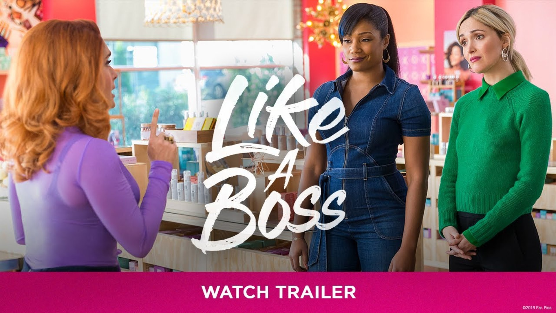 Like a Boss Trailer 01/10/2020