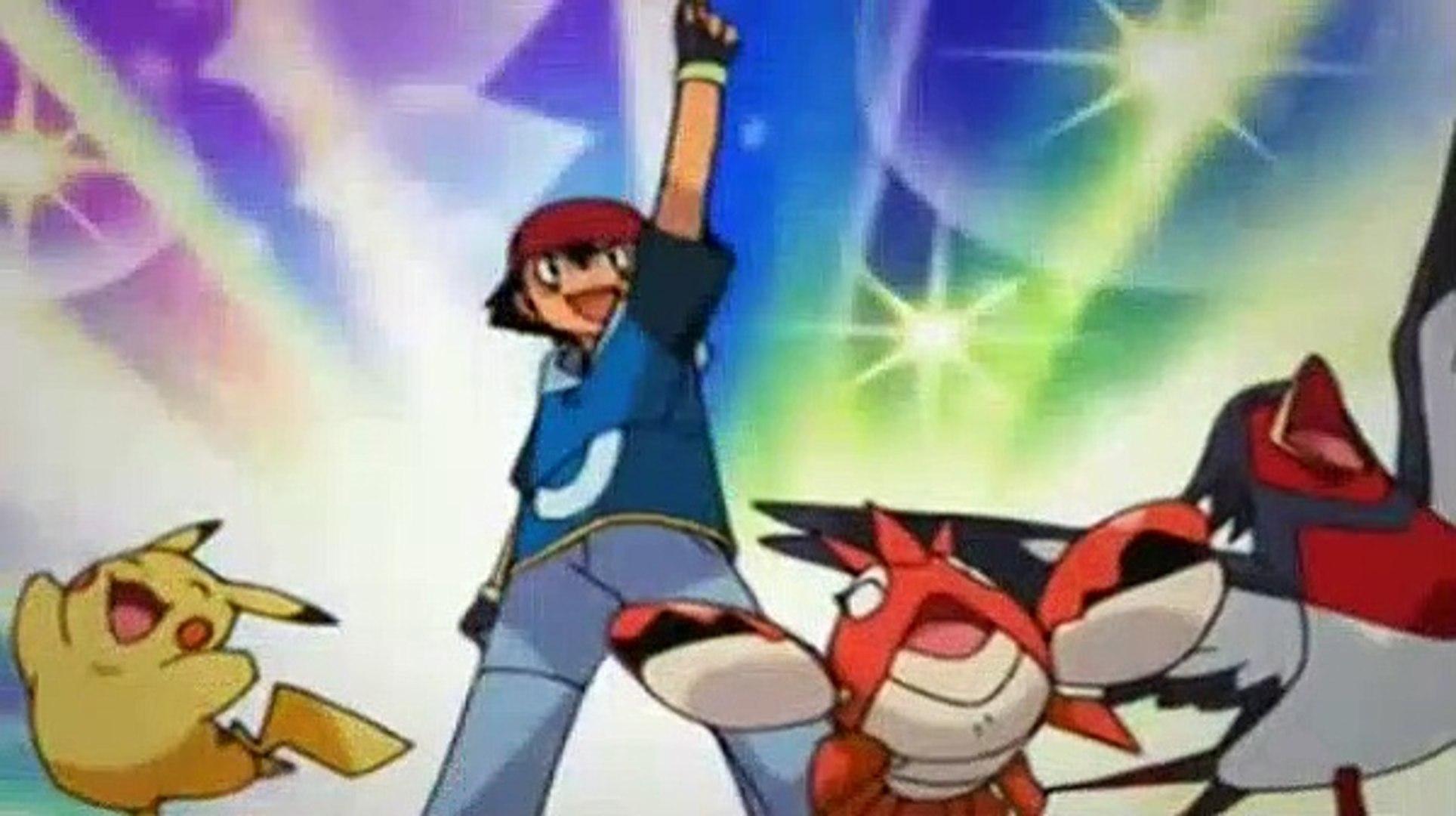 Pokemon Season 9 Episode 21 Curbing The Crimson Tide