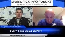 Eagles Giants NFL Pick Tony T Alex Smart 12/29/2019