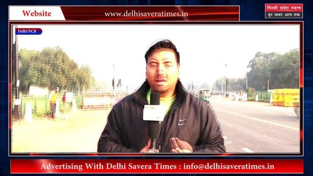 इंडिया गेट घूमने आये लोगो ने बताया अबकी बार किसकी सरकार | Delhi Election Political Review 2020