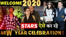 This Is How Bollywood Stars Will Welcome Year 2020!