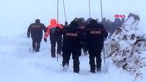 Mersin yoğun kar yağışı olan bölgede kayboldu, arama çalışması başlatıldı-3