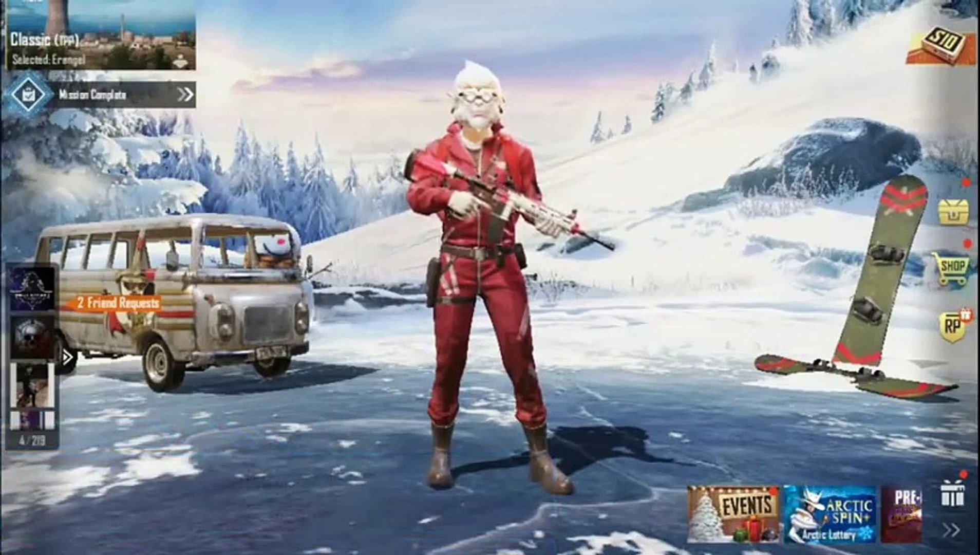 PUBG Mobile Funny And WTF Moments Part 13 _ Christmas Special PUBG Funny Video