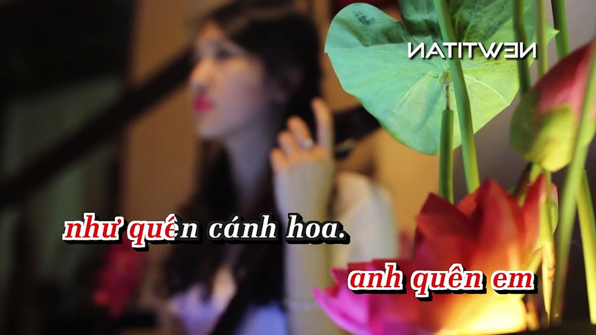 [Karaoke] Nụ Hồng Mong Manh - Bích Phương [Beat]