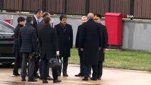 Cumhurbaşkanı Erdoğan helikopterle Gebze'ye hareket etti