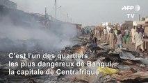 A Bangui, affrontements meurtriers dans le quartier PK5