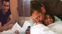 Salman Khan becomes Mamu,  Arpita Khan Sharma blessed with BABY GIRL | FilmiBeat