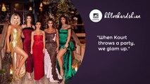 Kardashian-Jenner sisters share lavish Christmas party online