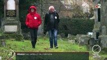Alsace : une vingtaine de bénévoles veillent sur les cimetières juifs