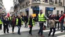 Le groupe de Gilets jaunes Cité jaune Angers