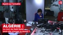 Algérie : la mort de Gaïd Salah peut-elle changer la donne ?