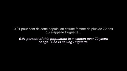 Huguette, la clocharde