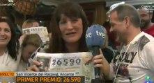 Cette journaliste pense avoir gagné 400 000 euros à la loterie de Noël !
