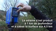 Séisme en Ardèche: l'influence humaine n'est pas totalement écartée