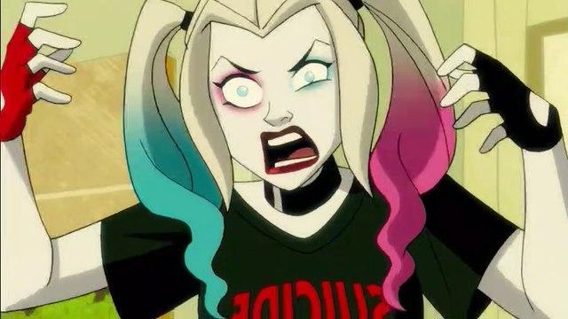 Harley Quinn - S01E05 - Being Harley Quinn - December 27, 2019    Harley Quinn (12/27/2019)