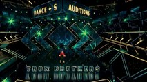Popping Mix Dance Video   TRON BROTHERS   Tron Brothers Popping Dance   Dance Plus 5   Dance+5   Popping Mix Dance Song   Pundeer Songs Maker   Pundeer